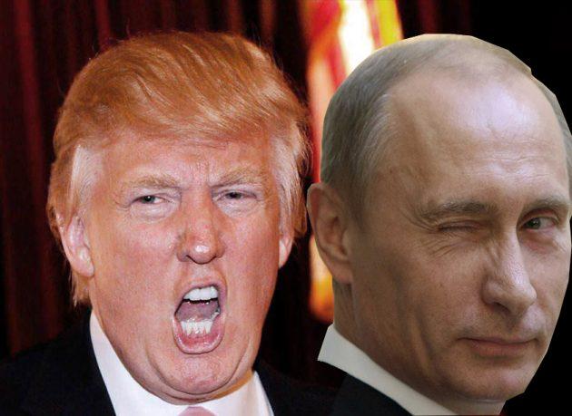 Die Zeit: Одумайтесь, Трамп — это Трамп, и Путин здесь ни при чём