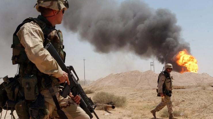 Пентагон: Америка не будет выводить свою армию с Ближнего Востока