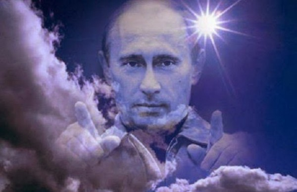 Путин – повелитель стихий