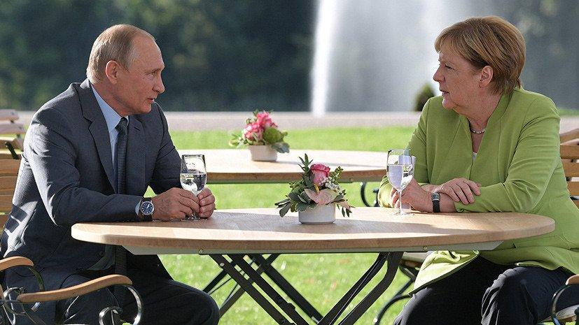 Украинцы взвыли после признания Меркель о Путине