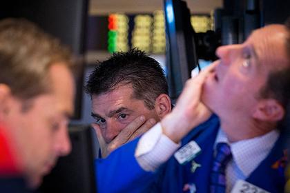 Американская экономика обвалилась