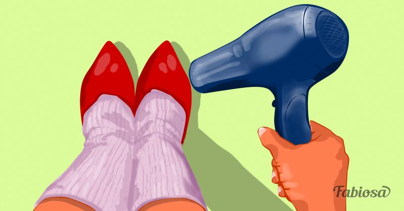 Как правильно и эффективно ухаживать за новой парой обуви без специальных средств!