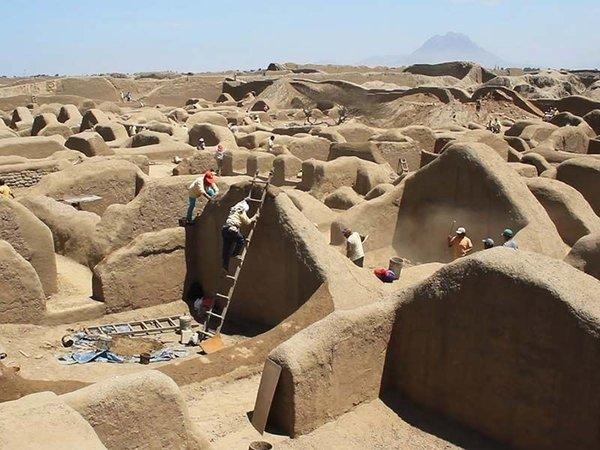 Шедевры древних цивилизаций: 10 опустевших городов древнего мира, известных лишь немногим