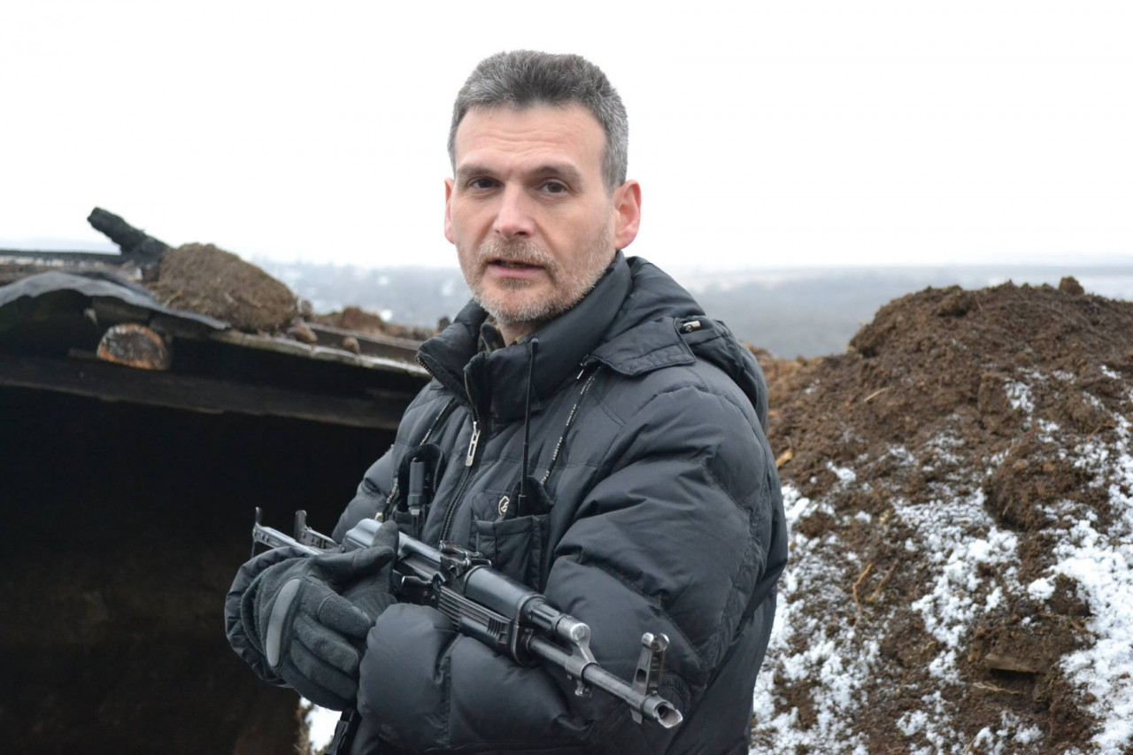 Намнеочемдоговариваться сукраинскими фашистами, — комбат Армии ЛНР