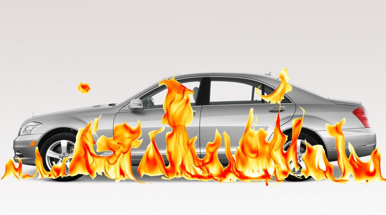 Может ли взорваться автомобиль