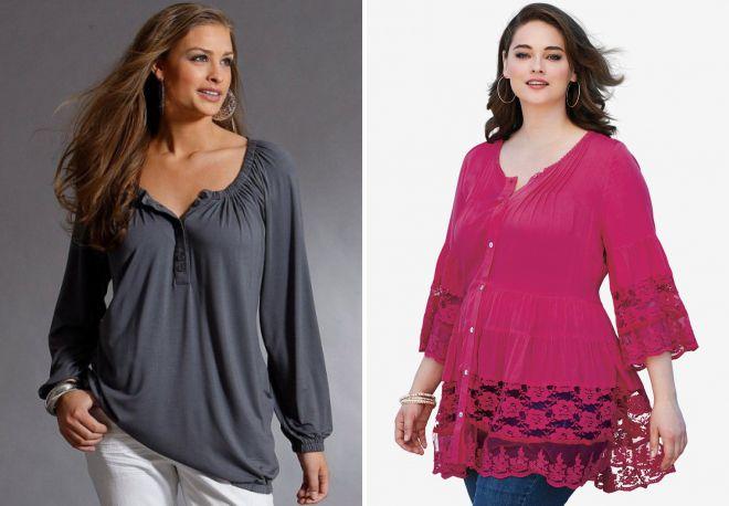 Туники 2018 года – модные тенденции, интересные новинки, с чем носить?
