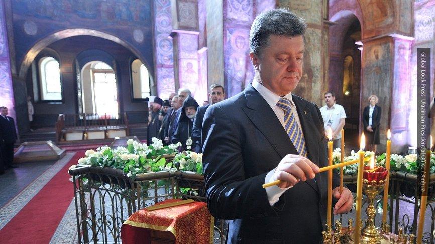 Экс-министр обороны Украины рассказал, почему ему стыдно за Порошенко