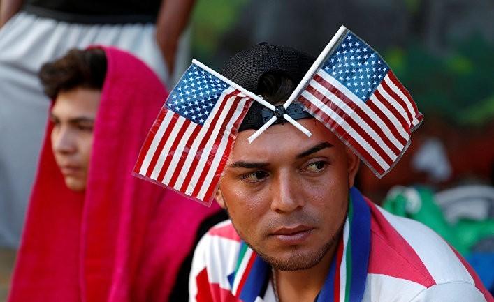 Почему тема мигрантов домини…