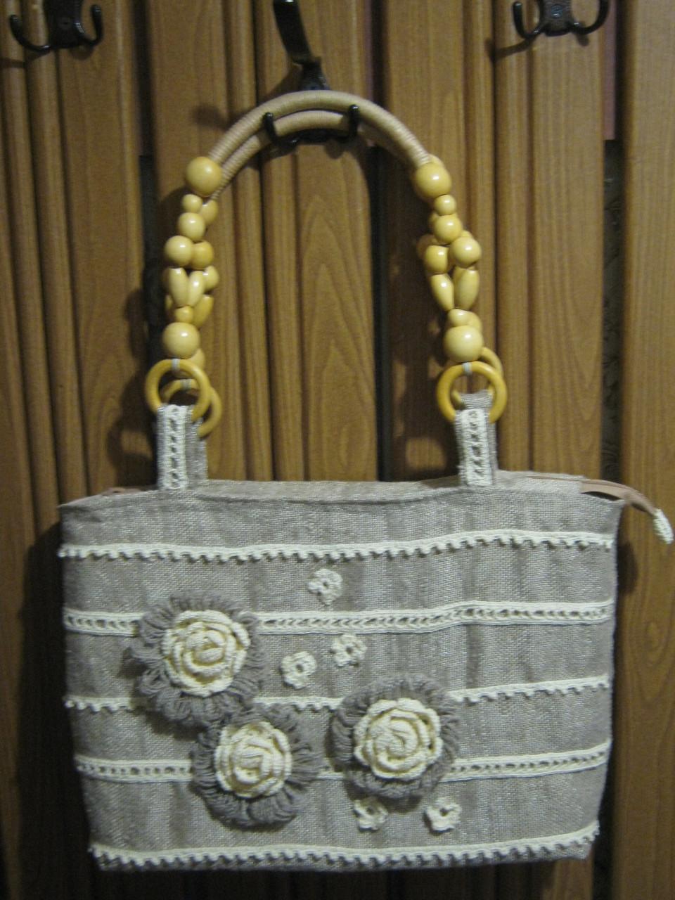 Декор ручек сумок своими руками фото