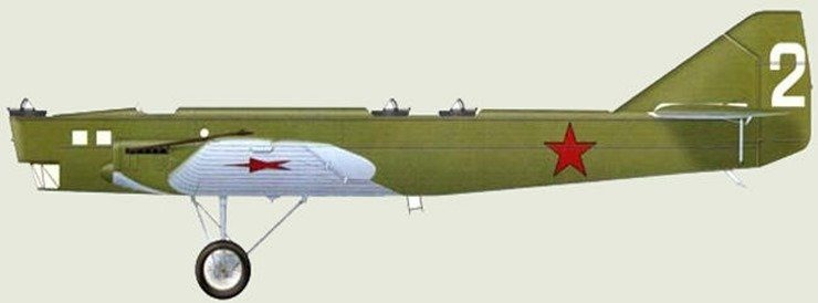АНТ-4 (ТБ-1, Г-1)