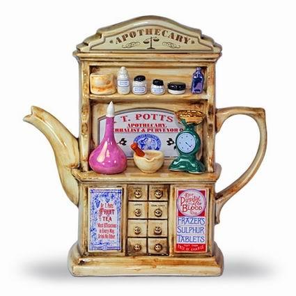 Чайный аптекарь
