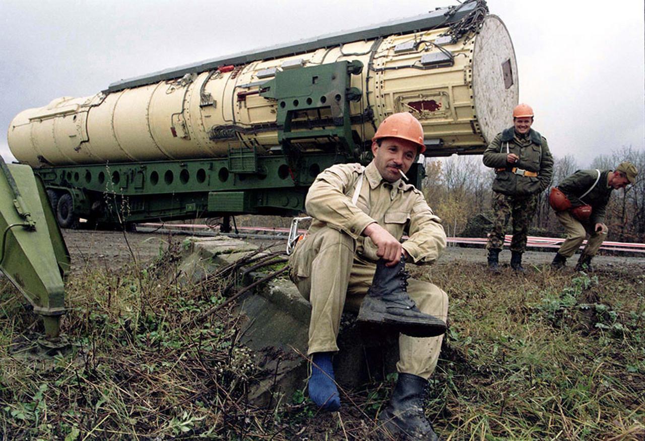 Под силу ли Украине восстановление статуса ядерной державы?