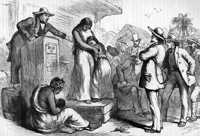 Белые рабы в Америке: почему они стоили в 10 раз дешевле черных