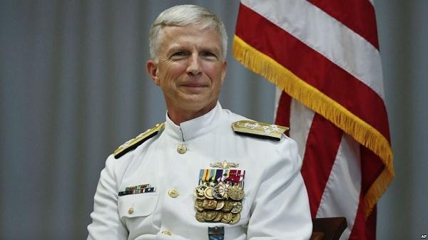 Американский адмирал: Россия…