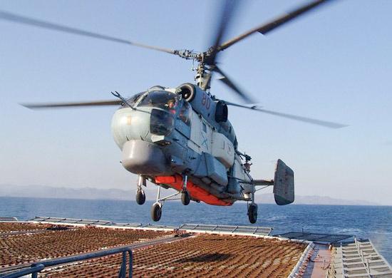 В 2017 году суммарный налёт летчиков Морской авиации Черноморского флота составил более 5000 часов