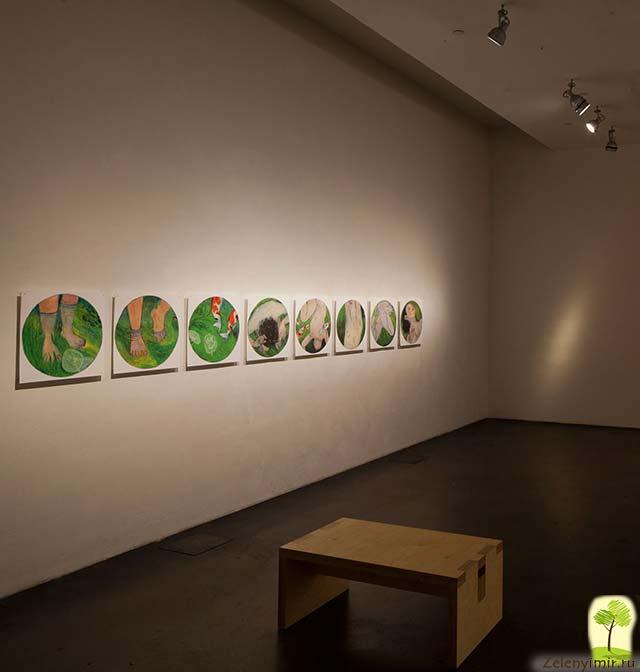 Музей современного искусства Киасма в Хельсинки, Финляндия - 12