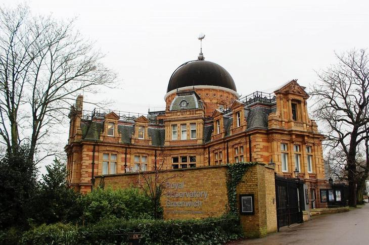 Королевская Обсерватория. 10 Чудес Лондона. Фотографии красивых мест Лондона. Фото с сайта NewPix.ru