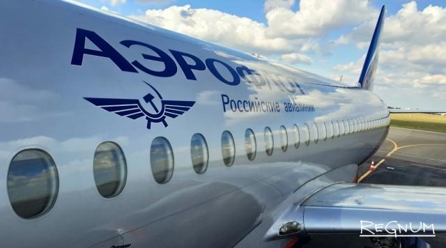 Литва: «Аэрофлот» — запретить, самолёты — конфисковать