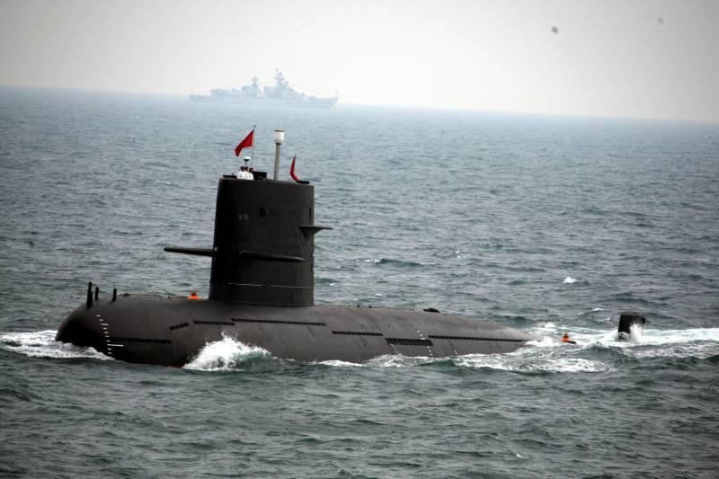 В Китае разрабатывается «умный» подводный беспилотник