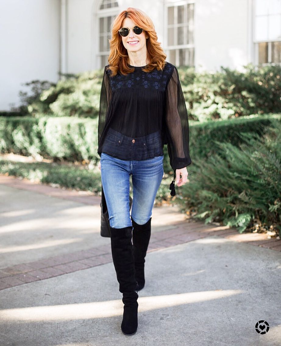 Мода 2019: 9 потрясающих новинок для роскошных дам 40 +