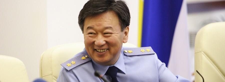 Прокурор Бурятии Валерий Петров назначен главным военным прокурором России