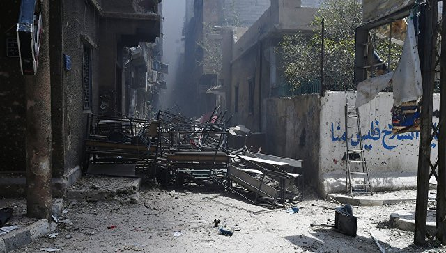 Новости Сирии. Сегодня 24 июня 2018