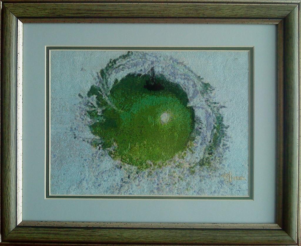 «Сочное яблоко»