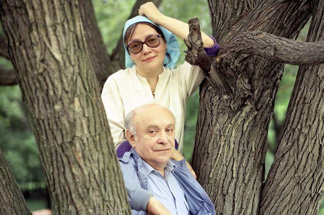 «Вы не монтируетесь вместе!» История любви Елены Санаевой и Ролана Быкова