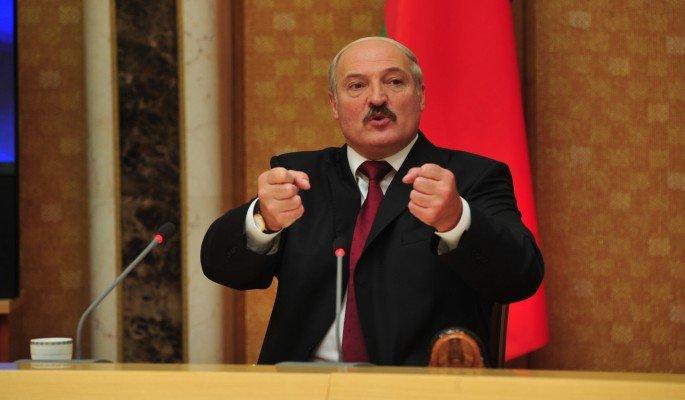 Лукашенко озверел после наго…