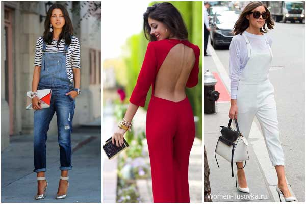 Как стильно носить комбинезон: 20 комфортных и сногсшибательных вариантов