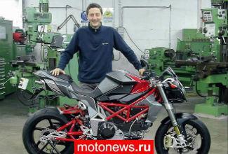 Создатель мотоцикла Ducati 916 погиб в мотоаварии