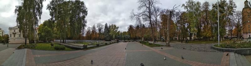 Записки Колорадского Таракана. Странный город Винница в день рождения УПА