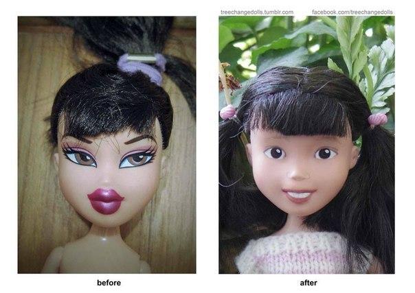 Как выглядит настоящая кукла. Художница Sonia Singh