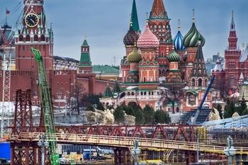 В Москве появится мост - рекордсмен Книги Гиннесса
