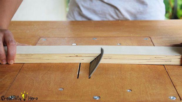 Стол для циркулярной пилы и фрезера 12