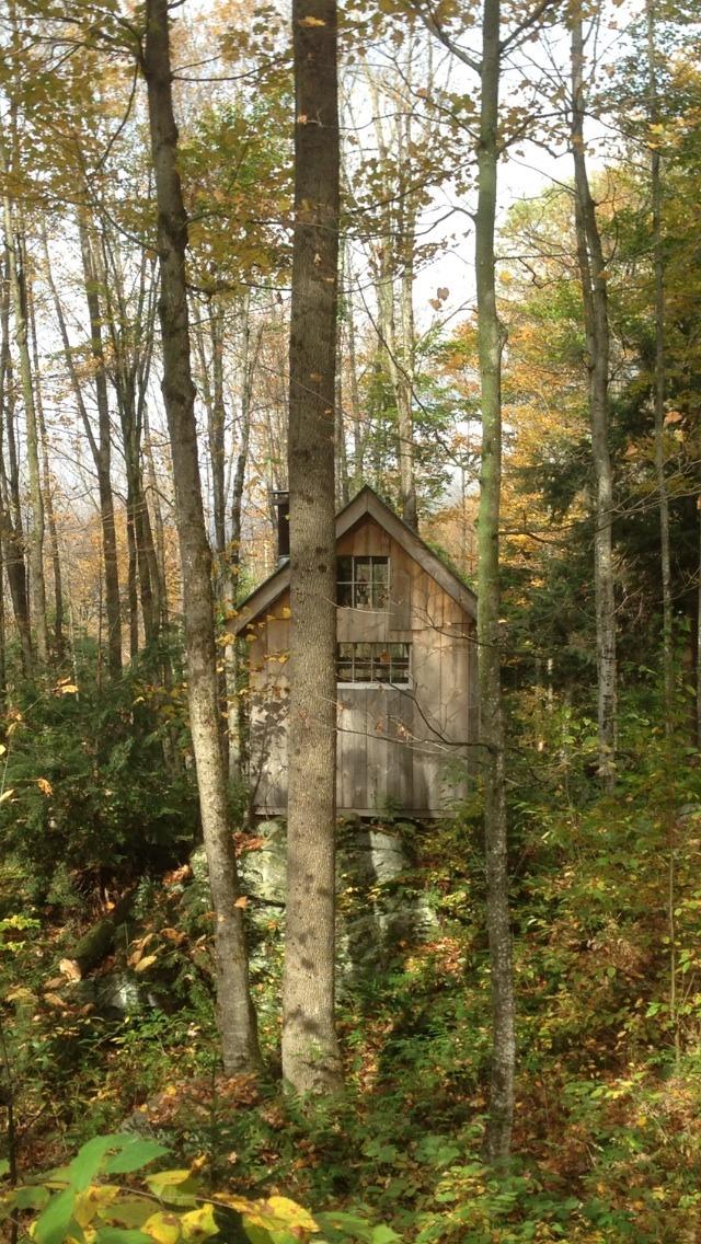 Дом в Вермонте