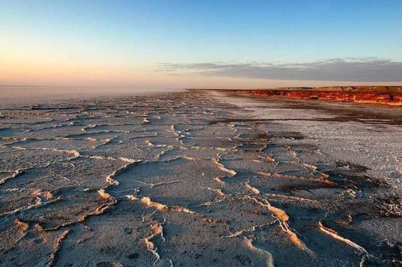 Аральское море: надежда на спасение
