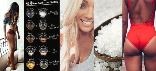 Топ-9 самых действенных рецептов красоты