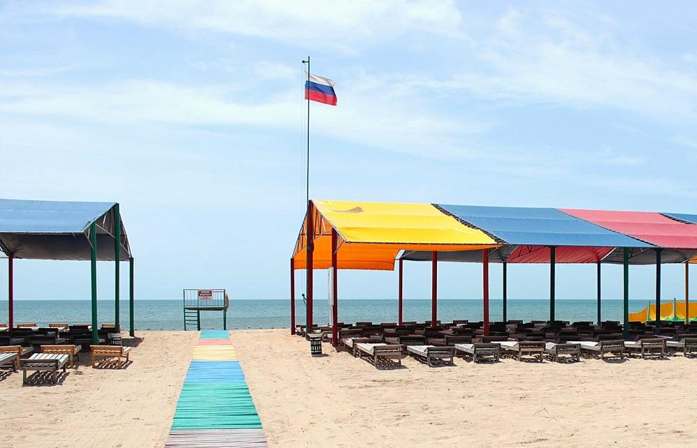 «Загадка» крымских пляжей ра…