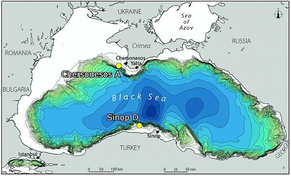 Как пресноводное озеро стало Черным морем