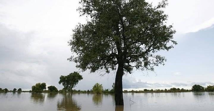 Сильнейшее за последние 130 лет наводнение затопило Францию
