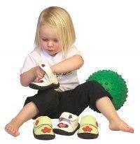 Детская территория. Сомнительная польза супинаторов в детской обуви