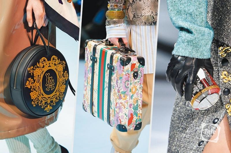 Все в твоих руках: модные сумки осени