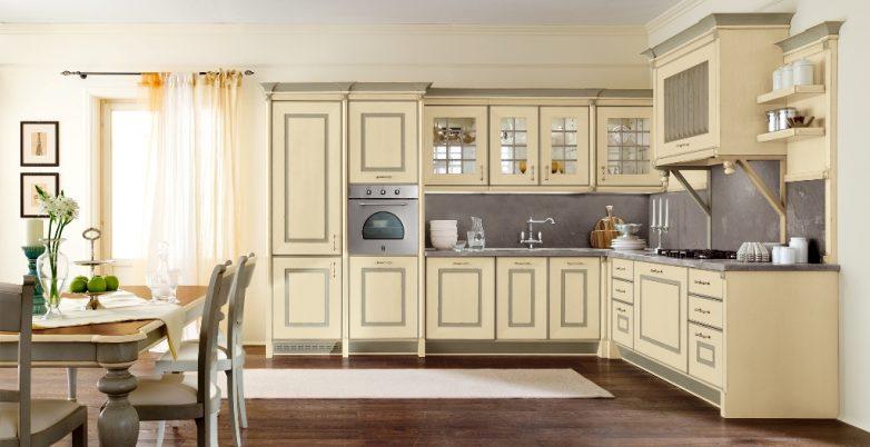 Как оформить кухню в итальянском стиле