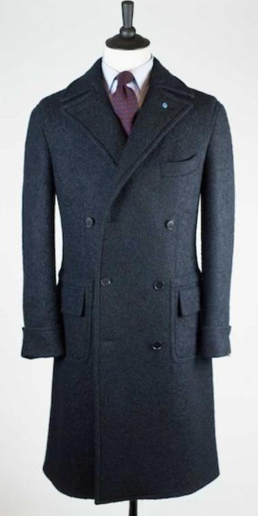 Пальто Ольстер (Ulster Coat)