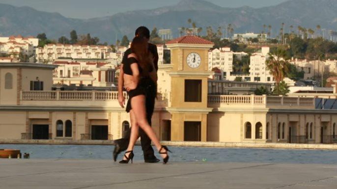 Страстное танго может моментально лишить вас дара речи