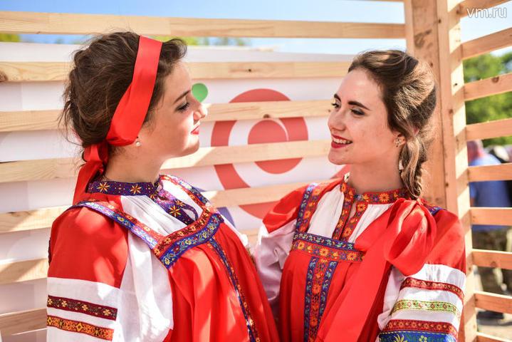 Седьмой межрегиональный творческий фестиваль «Русское поле»