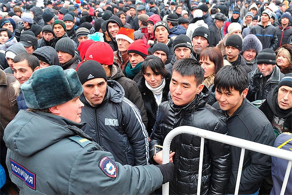 Новая концепция миграционной политики