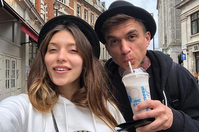 Регина Тодоренко и Влад Топалов официально подтвердили свои отношения