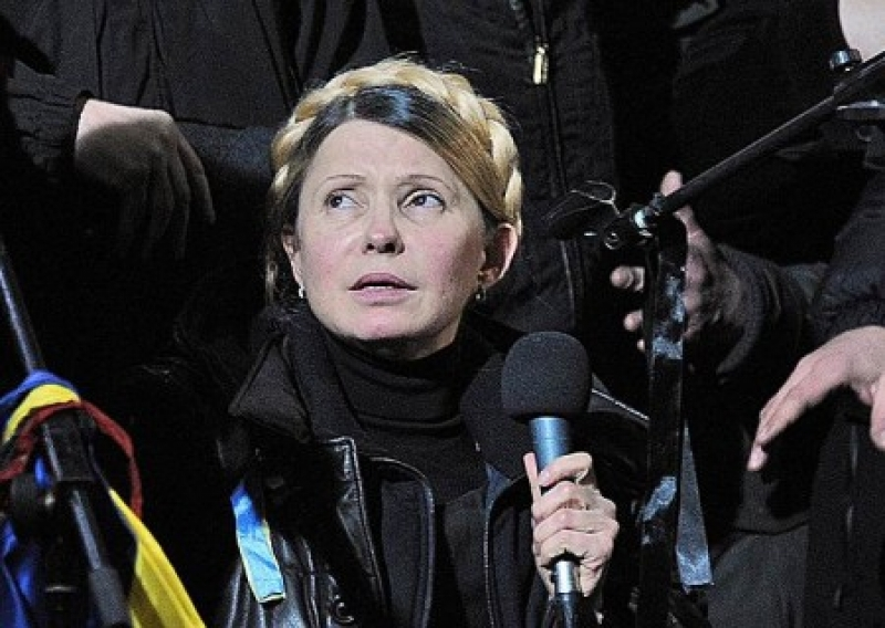 Если Тимошенко проиграет выб…